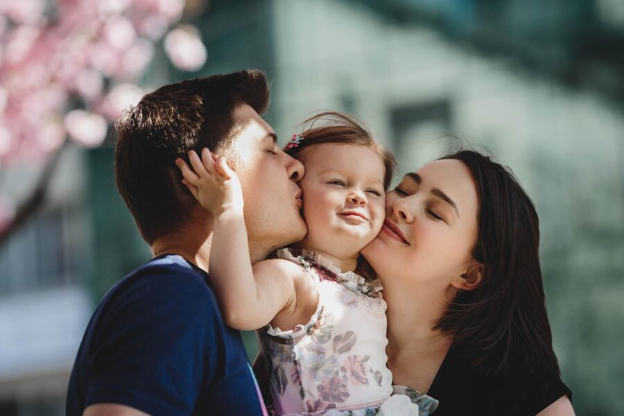 Советы родителям: как сделать ребенка счастливым