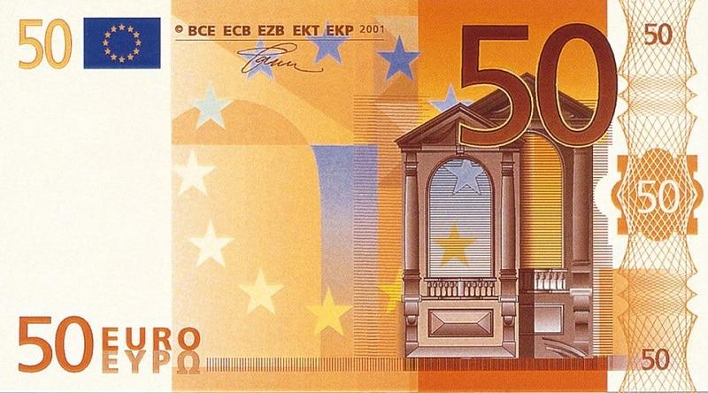 Stock fotó 500 euró