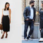 Смелый эксперимент: фэшн-редактор позволила своему мужу выбирать для нее наряды