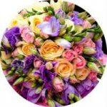 Красивые, оригинальные и необычные букеты и композиции из живых цветов