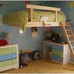 Встроенная кровать-чердак: типы конструкций и устройство