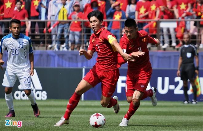 Trọng Đại - từ đội trưởng U20 dự World Cup tới người bị loại ở U23 ...