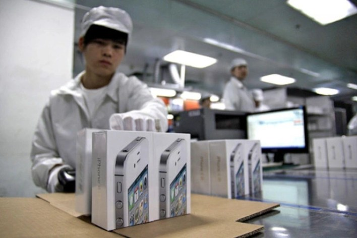 San xuat o Trung Quoc, vi sao iPhone van la 'hang My'? hinh anh 2