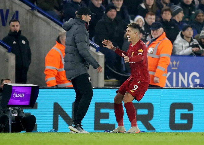 Leicester 0-4 Liverpool: Khong the can 'The Kop' hinh anh 22 2019_12_26T213340Z_198935548_RC293E9HV3PR_RTRMADP_3_SOCCER_ENGLAND_LEI_LIV_REPORT.JPG
