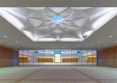 Ismaili-Centre-by-Moriyama-and-Teshima-Architects_dezeen_784_3