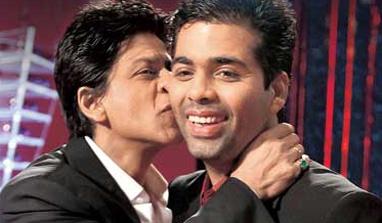 Karan Johar making amends with Shah Rukh Khan?