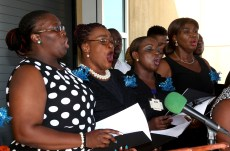 Voices of PMH during the Annual Visit of the Governor-General to the Public Hospitals Authority Princess Margaret Hospital on Friday.