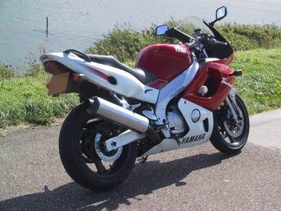 YZF 600 - new 2