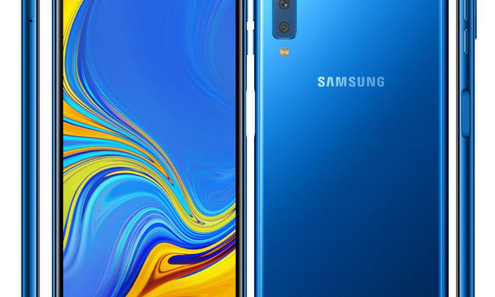 Samsung Galaxy A7 (2018) With Triple Camera Setup, Dolby Atmos Audio