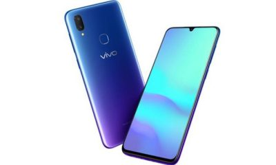 Vivo V11 With Waterdrop Notch, AI Camera Goes on First Sale Today on Flipkart: Here're the Top 5 Features