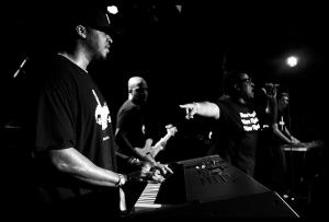 """...Give is up for Lorenzo Ferguson a/k/a Zo!, ya'll!!"" © Phonte in LA • Photo by Kris Perry (Oct. 2012)"