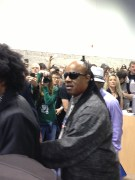 Stevie at NAMM (Jan. 2013)