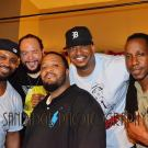 Chuck Anderson, Richard Williams, Nate Mitchell, Me, and Dennis Garner