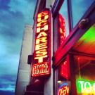 One of my FAVORITE spots in Detroit... Bucharest Grill. (June 2013)