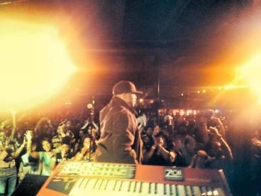 Encore at the +FE show • Magic Stick in Detroit, MI (05.09.14)