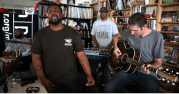 Tiny Desk featuring +FE