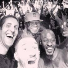 Sacramento crowd shot