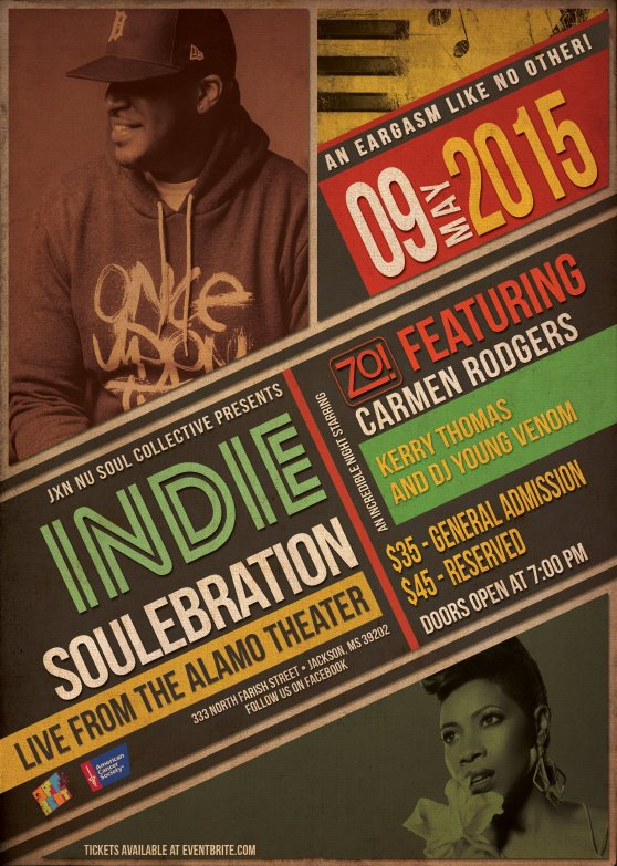 Soulebration Poster