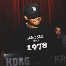 Live in Oakland • Photo by Jon Crisp