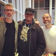 With Stretch and Bobbito in DC