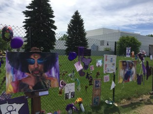 """Paisley Park is in your heart,"" Chanhassen,MN • 06.02.16"