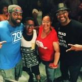 Zo! shirts + Great folks in Houston • 06.22.16