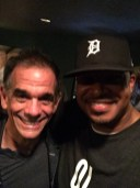 With Jon Chardiet a/k/a 'Ramo' from 'Beat Street' in LA 11.11.16