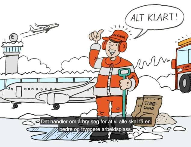 Forklaringsvideo for Avinor — Knall og fall