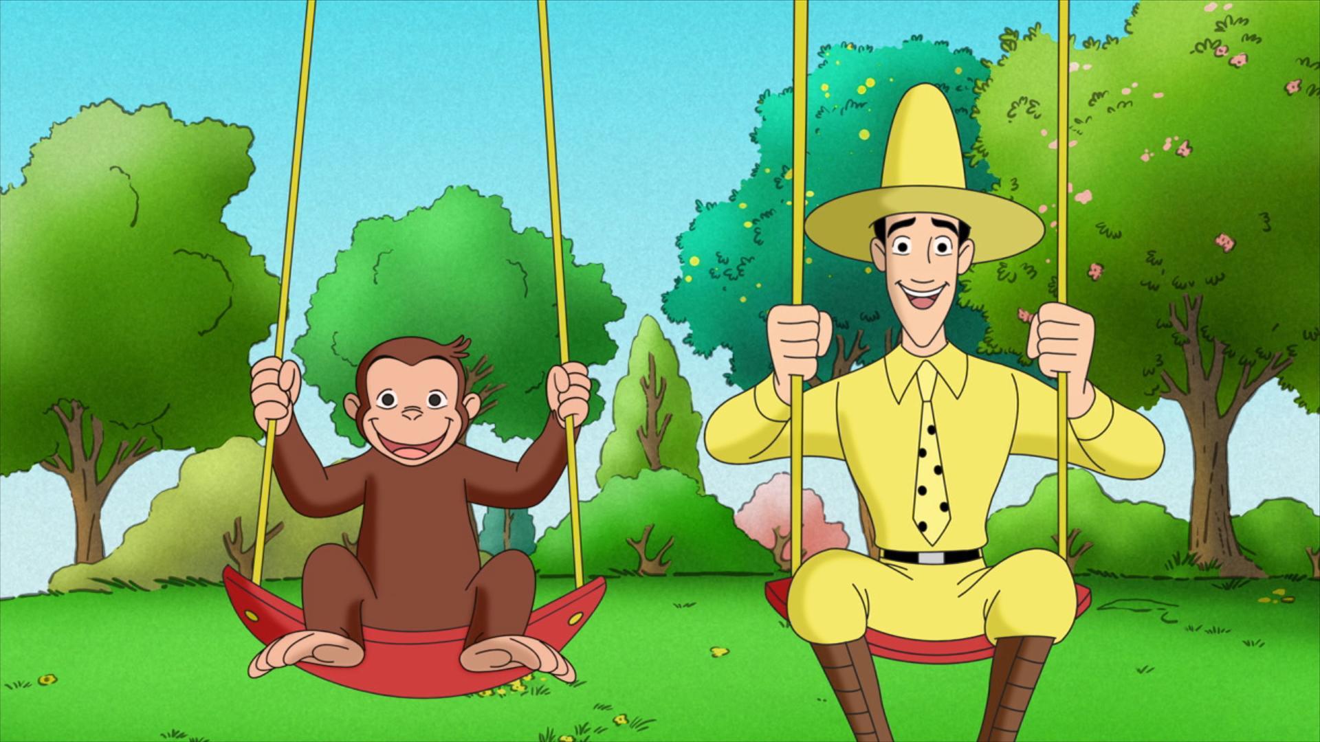 Why Do Cartoon Girls Travel With Monkeys