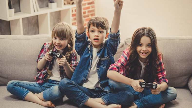 THE IMPACT OF VIDEO GAMES ON CHILDREN'S BRAIN!