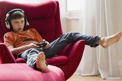 Why people are addicted to video games 1