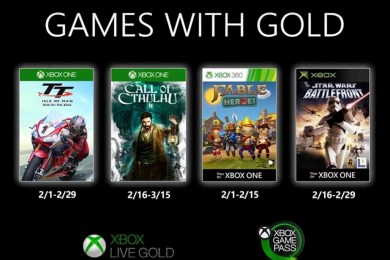 Games with Gold February 2019 3