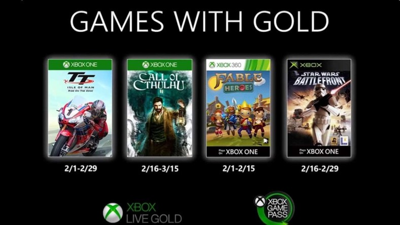 Games with Gold February 2019 1