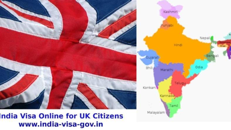 Indian Visa for British and United States Citizens is Available Online 2
