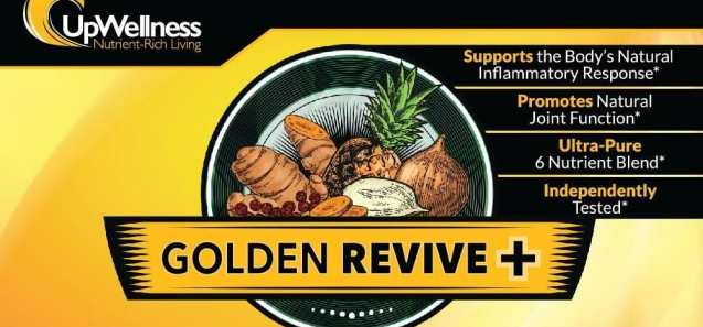 Golden Revive + Reviews – Does it Really Work? 2