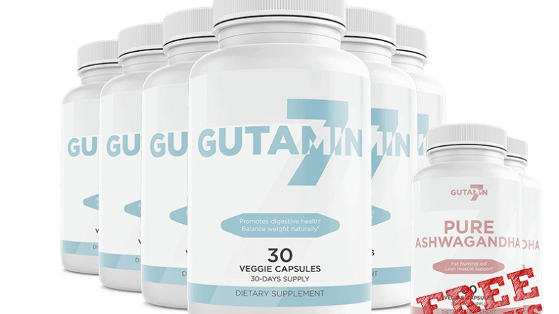 Gutamin 7 Review-Ingredients, Side Effects and Where to Buy? 1