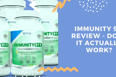 Immunity 911 Review (PhytAge Labs) - Does It Really Work? 1