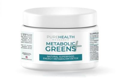Metabolic Greens Plus Reviews - Does Pure Health Metabolic Greens Work? 1
