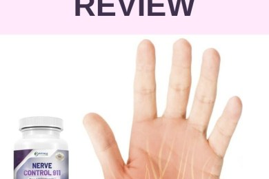 Nerve Control 911 Reviews: Is Nerve Control 911 Safe? 1