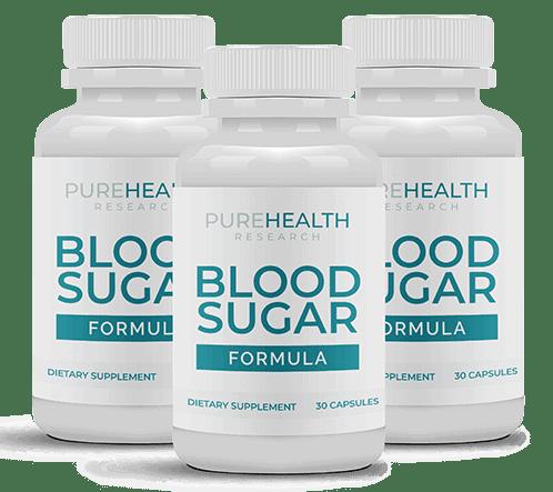 Blood Sugar Formula Reviews - Does Pure Health Blood Sugar Formula Work? 1
