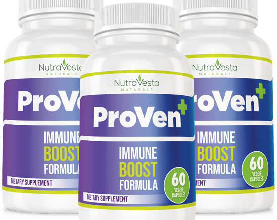 ProVen+ Reviews - Does NutraVesta Proven Plus Immune Boost Formula Work? 1