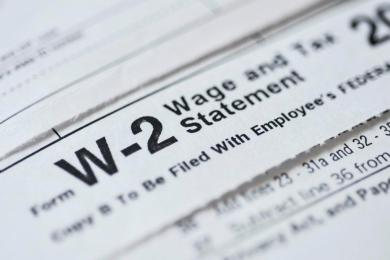What is the W-2 form?