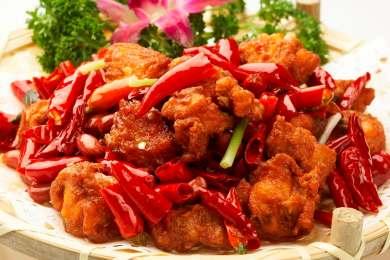 Spicy Cuisine
