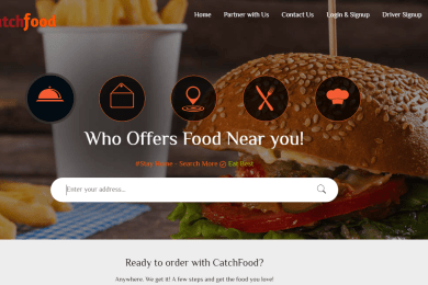 Connecting Restaurants and Diners in a Safe and a Hygienic Manner – Catchfood, the Ultimate Food Ordering Solution 1