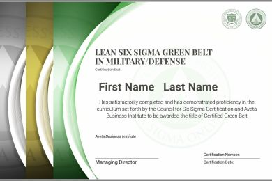 Why Get a Six Sigma Green Belt Certification