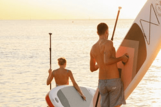 How to Stand Up Paddle Safely and Effectively 2