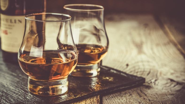 Whiskey vs Scotch