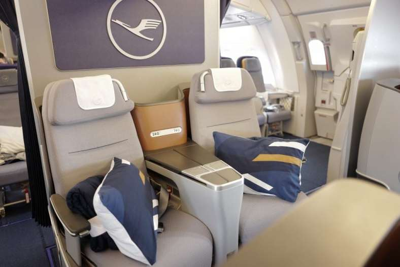 The Differences Between First and Business Class Flying 5