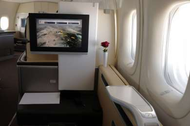 Differences Between First and Business Class