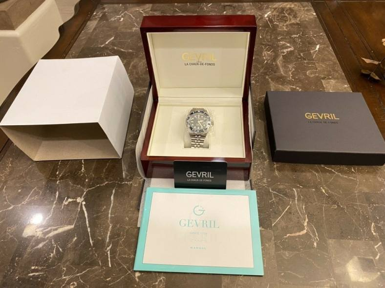 List of the Top Gevril Luxury Timepieces 1
